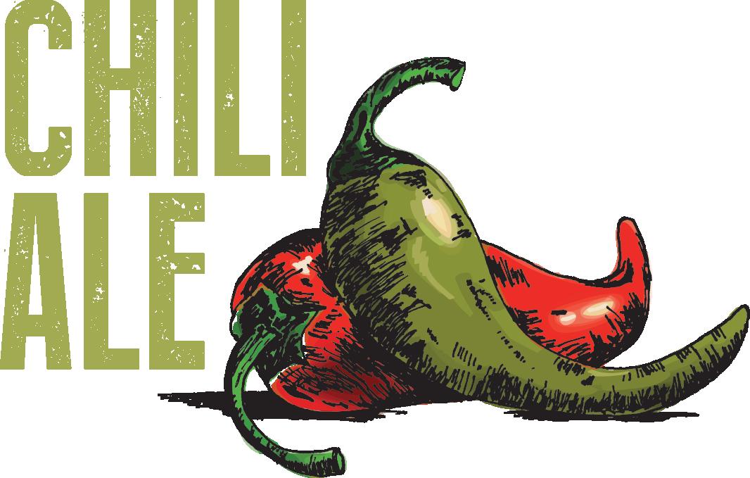 Hatch Chili Ale  ABV: 5%